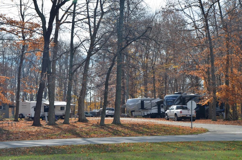 Cowan Lake State Park Campground Rving Revealed
